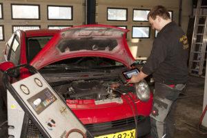 Airco service auto grafen